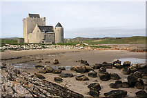 NM1553 : Breachacha Castle, Coll by Bob Jones