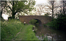 SU1661 : Pains Bridge 113, Kennet and Avon Canal by Dr Neil Clifton