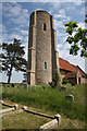 TM3042 : All Saints' Church, Ramsholt by Bob Jones