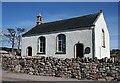NC2256 : Telford Kirk, Kinlochbervie by Anne Burgess