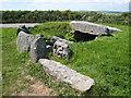 SW4324 : Tregiffian Burial Chamber by Rod Allday