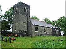 SD4595 : St Catherines Church, Crook by Alexander P Kapp