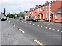 H0137 : Road near Annagh by Kenneth  Allen