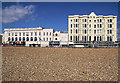 SZ6598 : Seafront, Southsea by Pierre Terre