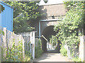 TQ3776 : Railway underpass, Thurston Road, Lewisham by Stephen Craven
