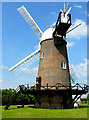 SU2761 : Wilton - Windmill by Chris Talbot