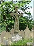 SE0023 : Greenwood memorial, Cragg Vale, Mytholmroyd by Humphrey Bolton