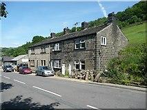 SE0023 : Castle Lodge, Cragg Road B6138, Cragg Vale, Mytholmroyd by Humphrey Bolton