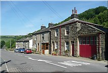 SE0023 : Bank Bottom, Cragg Road B6138, Cragg Vale, Mytholmroyd by Humphrey Bolton