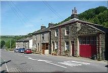 SE0023 : Bank Bottom, Cragg Road B6138, Cragg Vale, Mytholmroyd by Humphrey Bolton
