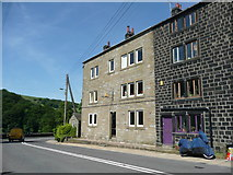 SE0023 : The former Sportsman's Inn, Cragg Road, Cragg Vale, Mytholmroyd by Humphrey Bolton