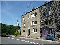 SE0023 : The former Sportsman's Inn, Cragg Road, Cragg Vale, Mytholmroyd by Humphrey Bolton