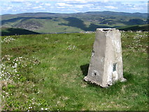 NT2620 : The Wiss trig point 10133 by Chris Wimbush