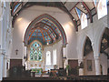 TQ3372 : Interior of St Stephen's church by Stephen Craven