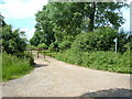 SP7532 : Public Footpath by Mr Biz