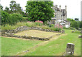 ST6568 : Keynsham Abbey (Remains) by Rick Crowley