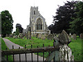 TG4518 : St Mary's church by Evelyn Simak