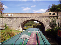 SU1260 : Ladies Bridge, Kennet and Avon Canal by Dr Neil Clifton