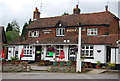 TQ5555 : Buck's Head, Godden Green by N Chadwick