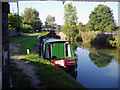 SU2965 : Below Little Bedwyn Lock No 67, Kennet and Avon Canal by Dr Neil Clifton