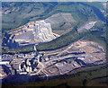 SK0974 : Tunstead Quarry : Week 25