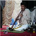 TQ1986 : Nathaswaramist at Wembley : Week 26