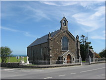 O1584 : St. Michael's Church, Clogherhead by Kieran Campbell
