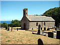 SN4059 : St Ina's Church, Llanina by John Lucas
