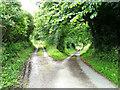 SO3785 : Fork in the road for Brunslow : Week 27
