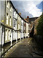 TA0928 : Hull's Prince Street after the rain : Week 27