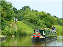SU3468 : Kennet and Avon Canal east of Hungerford 13 by Jonathan Billinger