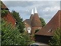TQ7241 : Ash Oast, School House Lane, Horsmonden, Kent by Oast House Archive