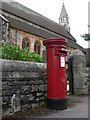 SZ0892 : Bournemouth: postbox № BH2 116, St. Augustin�s Road by Chris Downer