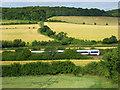 SU8197 : Farmland, Saunderton by Andrew Smith