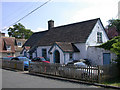 TL3753 : Eversden Church School by Keith Edkins