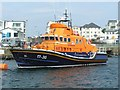 C8540 : Lifeboat at Portrush by Kenneth Allen