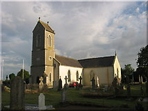 N6544 : St. Finian's Church, Clonard, Co. Meath by Kieran Campbell