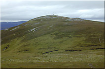 NO0383 : Geal Charn from the east by Nigel Brown