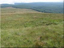 NS6504 : Blacklorg Hill towards Midgrain Rig by Chris Wimbush