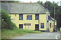 SW6921 : The Wheel Inn, Cury Cross Lanes by Pierre Terre