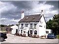 SJ2876 : Harp Inn at Little Neston by Raymond Knapman