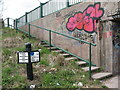 SK0402 : Walsall Wood Bridge - Daw End Canal by Adrian Rothery