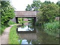 SK0305 : Railway Bridge - Wyrley & Essington Canal by Adrian Rothery
