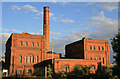 SK2625 : Claymills Victorian Sewage Pumping Station by Chris Allen