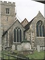 TQ9955 : Throwley church and the Sondes family by D Gore