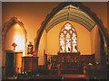 SE1835 : Interior of St Luke's church by Stephen Craven