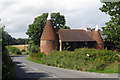 TQ5246 : The Oast, Moorden Farm, Station Hill, Chiddingstone Causeway, Kent by Oast House Archive