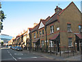 TQ3179 : Historic housing in Ufford Street by Stephen Craven