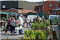 SJ5799 : Ashton Market by Dave Green