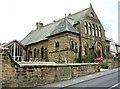 SE1643 : Wesleyan Chapel - Main Street, Menston by Betty Longbottom
